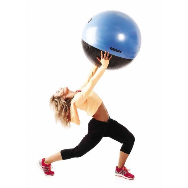 Самобалансирующийся гимнастический мяч